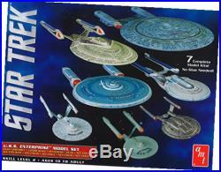 0954 1/2500 star trek uss enterprise box set snap