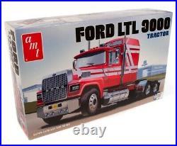 124 AMT FORD LTL 9000 Tractor SEMI TRUCK PLASTIC MODEL KIT SEALED