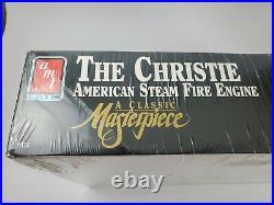 1911 THE CHRISTIE American Steam Fire Engine Model Kits AMT ERTL 1/12 19