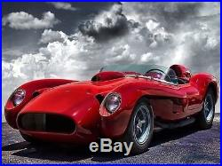 1950s Ferrari Race Car Sport Vintage 43 1 Exotic 24 Concept 12 Carousel Red 18 F