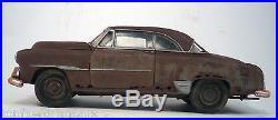 1951 Chevy Chevrolet Bel Air Pro Built Weathered Barn Find Custom 1/25 AMT