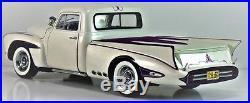 1955 Chevy 1 Pickup Truck Chevrolet Built Vintage Hot Rod 25 Car Model 1957 57