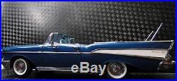 1957 Chevy BelAir Vintage Chevrolet Built 12 Sport 25 Car 1 24 Model 18 1955