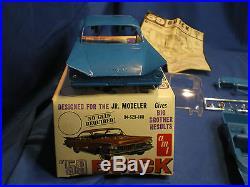 1959 Buick Hard Top by AMT Jr. Modeler series kit unbuilt # 04-529-100 L@@K
