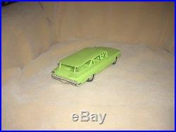 1960 Chevy Impala Wagon Amt Craftman, Sold To Restore, Rare