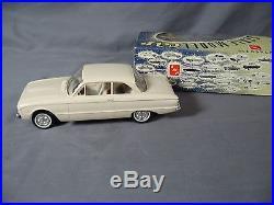 1961 AMT Ford Falcon Dealer Promo Car Model NMint Condition w Box