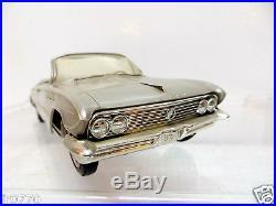 1961 BUICK SKYLARK DESERT FAWN CONVERTIBLE DEALER PROMO CAR AMT IN BOX OB