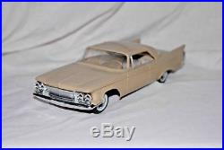 1961 Imperial 2 dr Ht, Promo, 1/25 scale, by (SMP) AMT, made in USA
