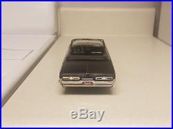 1962 AMT Buick Electra CONVERTIBLE MINT TRUE Promo car EXTRA-RARE BLACK 62 G. M