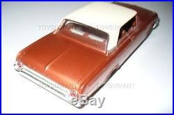 1962 Amt Promo Car Ford Galaxie 500 2drht Two Tone Promotional Model Car 2-tone