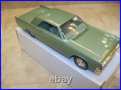 1962 Lincoln Continental Promo