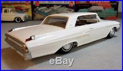 1962 MERCURY MONTEREY HT. Vintage AMT Annual Kit #K322 Very Nice Built-up