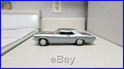 1963 AMT Buick Riviera TRUE Promo car VERY Rare Feature Color ORIG BOX, SUPERB