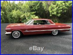 1963 Chevrolet Impala Hardtop Pro Built Model