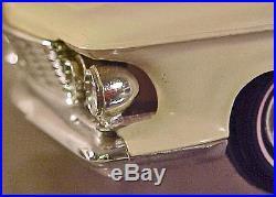 1963 Chrysler Imperial Crown Coupe Dealer Promotional AMT Model Car