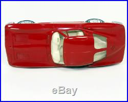 1963 Corvette Promo Riverside Red withWhite interior made by AMT