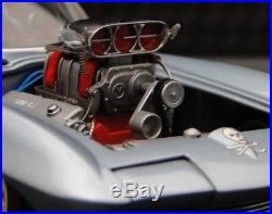 1963 Vette Corvette Chevy Built Race Car Drag 24 Hot Rod 12 Vintage 1 Model 18
