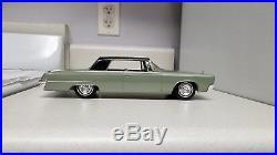 1964 AMT Chrysler Imperial SUPERB TRUE Promo car XTRA rare, & withORIGINAL H. O