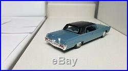 1964 AMT Imperial TRUE Promo car MINT ORIG H. O. XXX-RARE car/color Chrysler 64