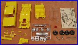 1964 Chevelle Malibu SS Craftsman Series unbuilt in box 64 Chevrolet 1/25 AMT
