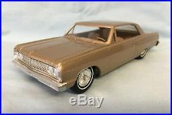 1964 Chevrolet Chevelle Hardtop Promo Almond Fawn Beige