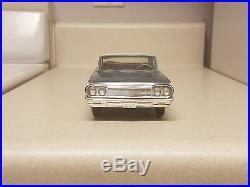 1964 Chevrolet Impala 2-H TRUE promo car VERY Rare 2-tone AMT Test Shot G. M