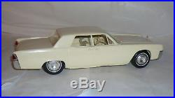 1964 Lincoln Continental Promo Model Car by AMT