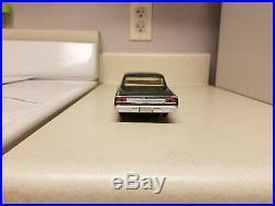 1964 Oldsmobile Cutlass TRUE Promo car MINT VERY RARE COLOR AMT Olds'64 G. M
