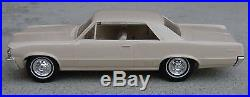 1964 Pontiac LeMans 2-Door Hardtop Promotional promo Model by AMT -no box