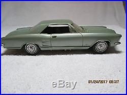 1964 Riviera Promo 1/25 AMT Buick