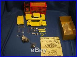 1964 Valiant Signet Hard Top by AMT Craftsmanseries kit unbuilt # 4824-100