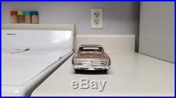 1965 AMT Chrysler Imperial SUPERB TRUE Promo car XTRA rare, & ORIGINAL H. O
