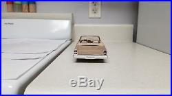 1965 AMT Ford Galaxie CONVERT TRUE Promo car MINT very rare Met Gold, ORIG H. O