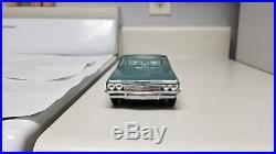 1965 Chevrolet Impala CONVERTIBLE TRUE Promo car MINT VERY rare colr 65 AMT G. M