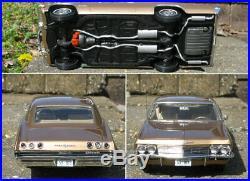 1965 Chevrolet Impala Super Sport Pro Built 1/25 AMT