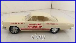 1966 AMT Mercury Comet Cyclone Indy 500 Pace Car Promo