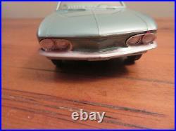 1966 Chevy Corvair Convertible Promo