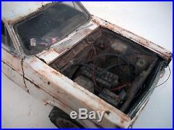 1966 Ford Fairlane 427 Pro Built Weathered Barn Find Junker Custom 1/25 AMT