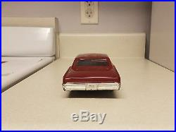 1966 Lincoln Continental MINT TRUE Promo car VERY rare color ORIG H. O. Ford AMT