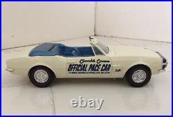 1967 AMT Chevrolet Camaro Indy 500 Pace Car Promo