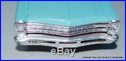 1967 Ford Galaxie 428 XL 2 Door Hardtop Friction Promo Car AMT