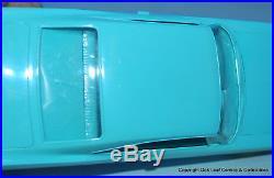 1967 Ford Galaxie 428 XL 2 Door Hardtop Friction Promo Car AMT