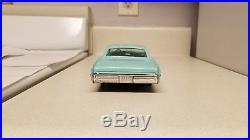 1967 Lincoln Continental TRUE Promo car VERY rare ORIG H. O. SUPERB AMT FoMoCo 67