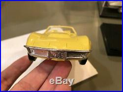 1968 Chevrolet Corvette Convertible Promo Car withRedline Tires