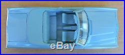 1968 Chevrolet Impala Convertible SS 427 AMT Promo Model Car 124 scale