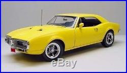 1968 Firebird 1 Pontiac Built Car 12 Race Sport Model 24 Carousel Yello 18 gto 8