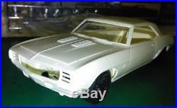 1969 CAMARO Unbuilt AMT Model Y913 Vintage Original 69 Chevy RARE Gene Winfield