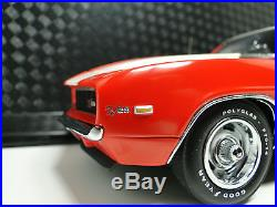 1969 Camaro Z28 RS Chevrolet Built Car 1 24 Carousel Orange Model 18