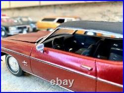 1969 Chevrolet Caprice 1/25 original from AMT built