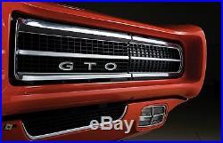 1969 GTO Pontiac Built Dragster Drag Race Sport Car 1 24 Classic 25 Model 12 8